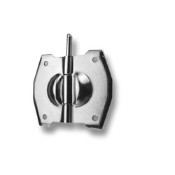 Hinges - 4010100 - nickel plated - 100pcs/box