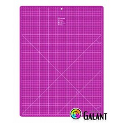 Cutting mat - pink (Prym) 60 x 45 cm - 1pcs