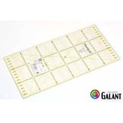 Universal ruler with grid (Omnigrid-Prym) 15 x 30cm - 1pcs