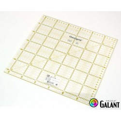 Universal ruler with grid (Omnigrid-Prym) 31,5 x 31,5cm - 1pcs