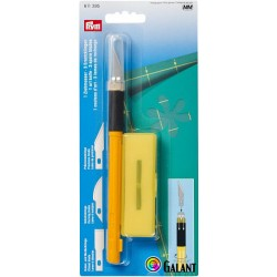 Art knife - 3 spare blades (Prym) - 1pcs/card