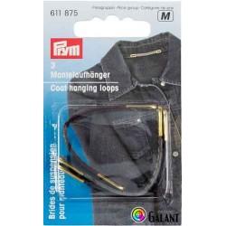 Coat hanging loops (Prym) - 3pcs/card