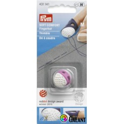 SOFT COMFORT thimble - size M (Prym) - 1pc/ks