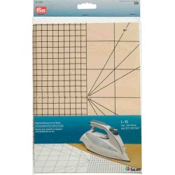 Ironing board cover 145x50cm with cm scale (Prym) - 1pcs/card