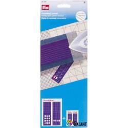 Ironing rulers (Prym) - 2pcs/card
