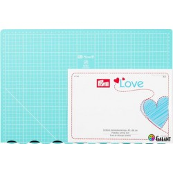 Cutting mat 60x45 cm foldable PRYM LOVE (Prym) - 1pc