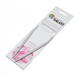 Aluminium Knitting needles - circular 80cm - 7,00mm - 1pcs/polybag