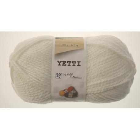 Knitting yarn Yetti - 100g