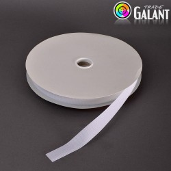 Velcro 25mm - colour: 990 (white) - Hooks  - 25m/roll