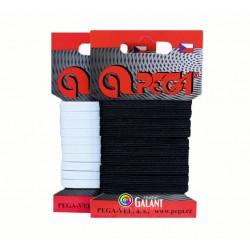Elastic Braid Tape (8 511 130 08) - 5mm - 5m/card