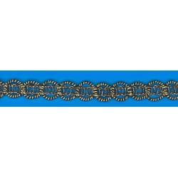 Metallic braid (8 814 361 10) 9mm  - 25m/spool
