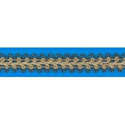 Metallic braid (8 814 318 12) 10mm  - 25m/spool