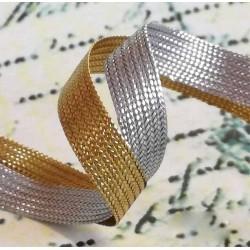 Metallic braid (8 811 124 25) 7mm - 25m/spool