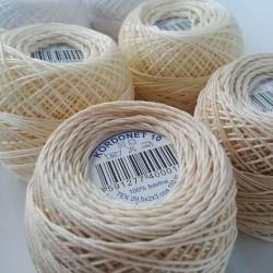 Crochet Yarn Kordonet s.10 - 20g/ball - 10balls/box