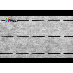 Waist shaper double 45g/m (10-35-35-10mm) - 100m/roll