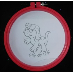 Embroidery Kit for Children - 7 - 1pcs