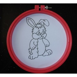 Embroidery Kit for Children - 15 - 1pcs