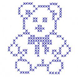 Embroidery for Children - Kanava 25x25cm - K121 - 1pcs
