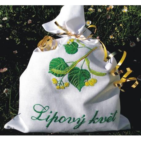 Bag for Herbs - Lime Flower - 1pcs