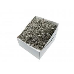 Safety Pins PREMIUM - 28x0,70mm - nickel plated - 1728pcs/box (loose)