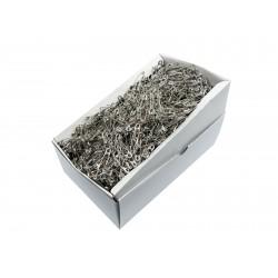 Safety Pins PREMIUM - 46x1,00mm - nickel plated - 1728pcs/box (loose)