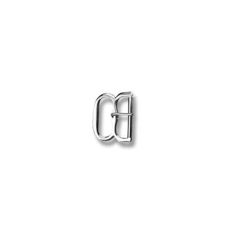 Shoe Buckles - 3303700 (40215/25) - nickel plated - 1000pcs/box