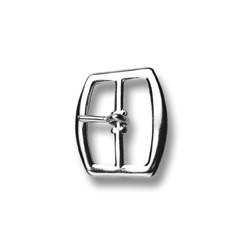 Brass Shoe Buckles - 3251900 (40148/25 1/2 SA) - nickel plated - 500pcs/box