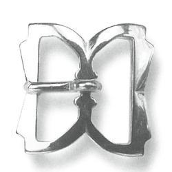Obuvní přezky - 3262900 (825/21) - niklované - 1000ks/krabička
