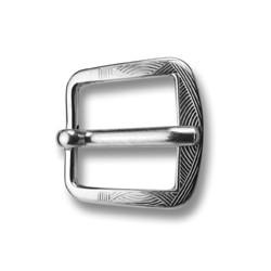 Belt Buckles 3573/25 hardened - nickel plated - 144pcs/box