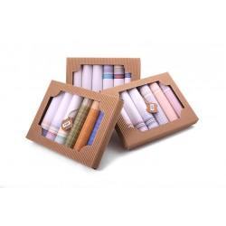 Ladies handkerchiefs L45 - 6pcs/box