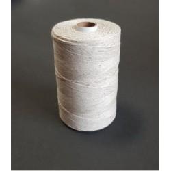 Flax thread Tex74x3 raw 250 g - 1pcs