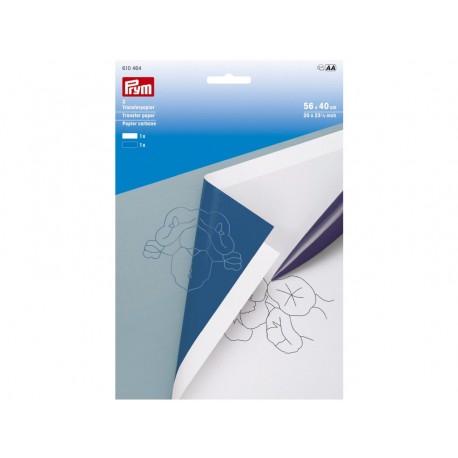 Transfer paper 56x40cm (Prym) - 2pcs/card