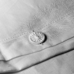 Thread´s buttons STAR 24 (15,24mm) - 500pcs/box