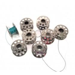 Metal Bobbin for sewing machine SINGER (20,50x11,60x6,00mm) - 1pcs