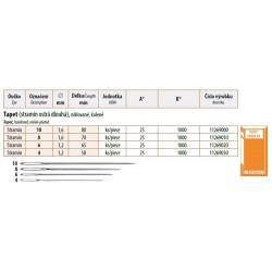 Embroidery needles Tapet 8 (1,6x70) - 25pcs/envelope, 40envelopes/box (1000pcs)