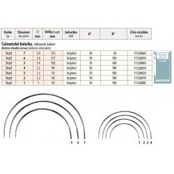 Mattress Needles Curved 6 (1,9x127) - 10pcs/envelope - 10envelopes/box