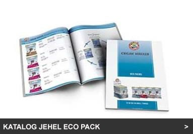 Katalog jehel ECO PACK
